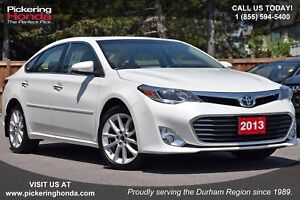 2013 Toyota Avalon XLE Clean CarProof|One Owner|Full Power Ac...