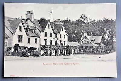 R&L Postcard: Kenmore Hotel and Reading Room, Stengel