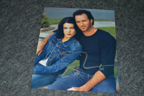 SCOTT PATTERSON signed Autogramm 20x25 cm cm In Person GILMORE GIRLS