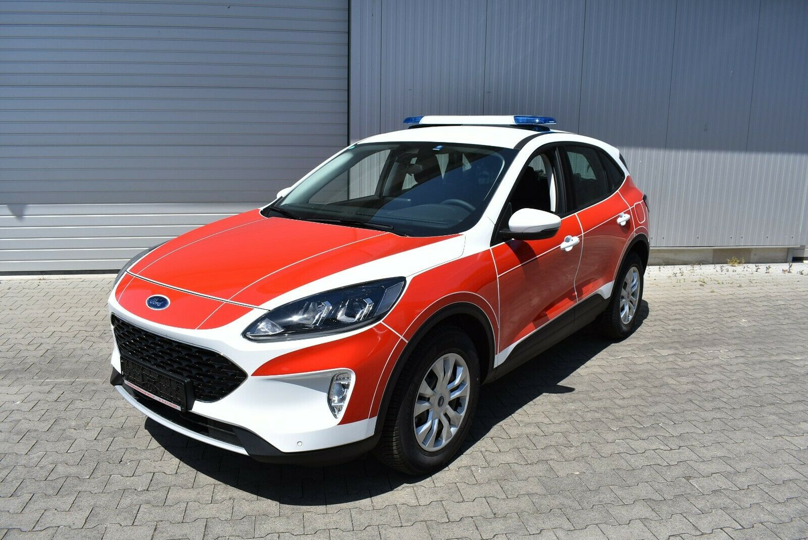 Kuga Cool & Connect 2,0l 4x4 Feuerwehr KdoW