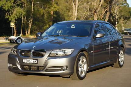 2011 BMW 320i MY12 low 32445km Sydney City Inner Sydney Preview