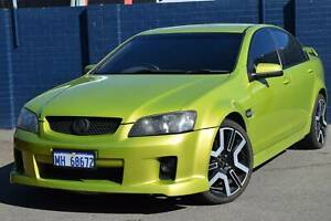 2007 VE HOLDEN COMMODORE SS 6 SPD MANUAL