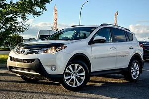 TOYOTA RAV4 AWD 2013 LIMITED