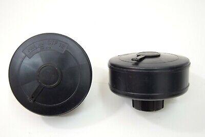 British Army AVON CTF12 Filter 40MM Slim Line CBRN Filter for S10 FM12 Gas Mask