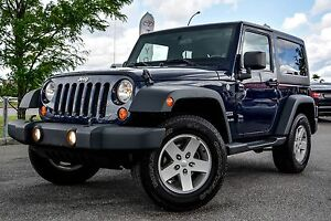 Jeep Wrangler 2013 SPORT SOFT+HARD TOP 4X4 A/C