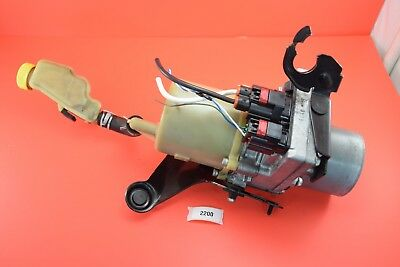 E6 12-13 MAZDA 5 2.5L ELECTRIC POWER STEERING PUMP ASSEMBLY 2 PLUG