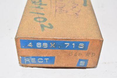 Punch Die Set Roper Whitney Press Diacro Rectangle 1532 X 2332 Thor 104