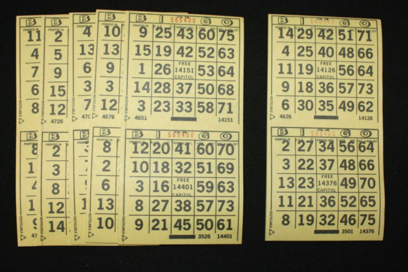 bingo paper Here at mr bingo, we carry an extensive variety of bingo paper if you have any questions or don't see what you're looking for, give us a call at (800) 259-0021 and our bingo paper experts will guide you.