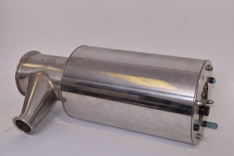 Sampling Systems FreeGlide In-line Powder Sampler Non-Intrusive 6