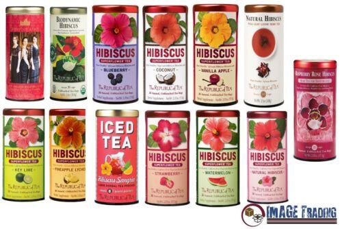 NEW Hibiscus Tea - Unique Flavor Nigerian Hibiscus Flower Tea