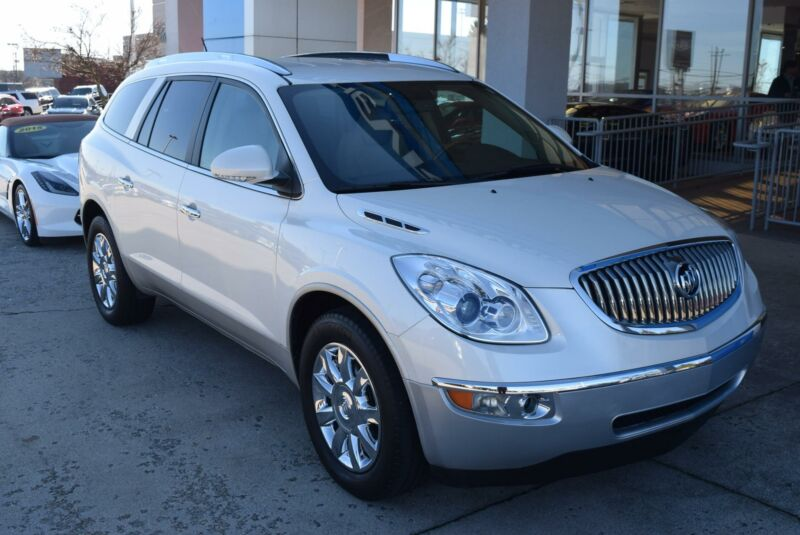 Image 2 Voiture American used Buick Enclave 2012