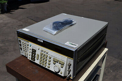 Hp Agilent 8662a Signal Generator 10khz-1280mhz Great Shape Tested Guaranteed