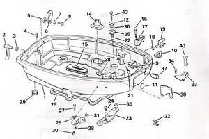 Johnson Outboard Spare Parts Murdoch Melville Area Preview