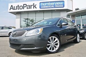 2016 Buick Verano LOW KM|REMOTE START|REAR CAM|18INCH ALLOYS|