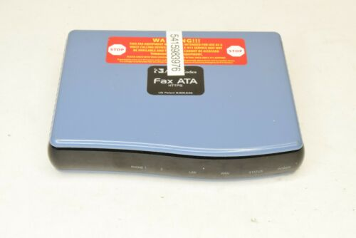 Audiocodes MP202B/2FXS  Fax ATA  Audio Code - UNIT ONLY