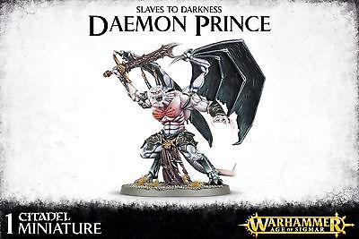 Daemon Prince Slaves to Darkness Chaos Warhammer 40k Age of Sigmar NIB Flipside