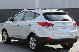 From only $95 p/week on finance* 2015 Hyundai IX35 ACTIVE Wagon Mordialloc Kingston Area Preview