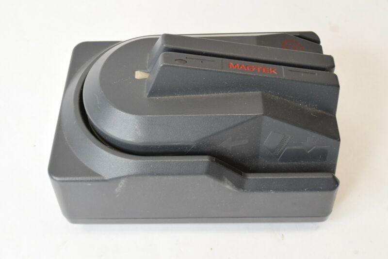 Magtek 22551002 Rev B MICR MICRSAFE HID/KB Check Scanner UNTESTED GUARANTEED