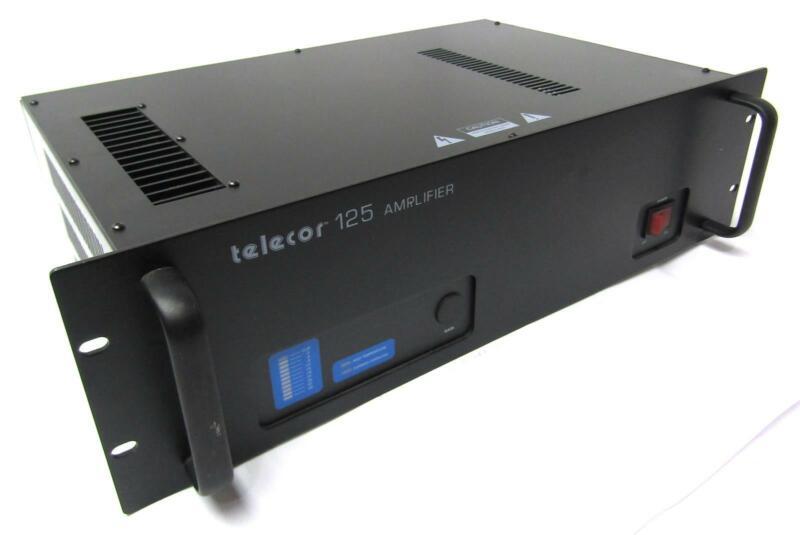 Telecor 125 Watt Amplifier