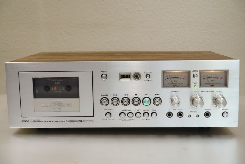 AKAI GXC-760D ***excellent condition***