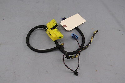 2011-2016 Mini Cooper Countryman R60 Front Seats Plug Wire Pig Tail Cable Pair