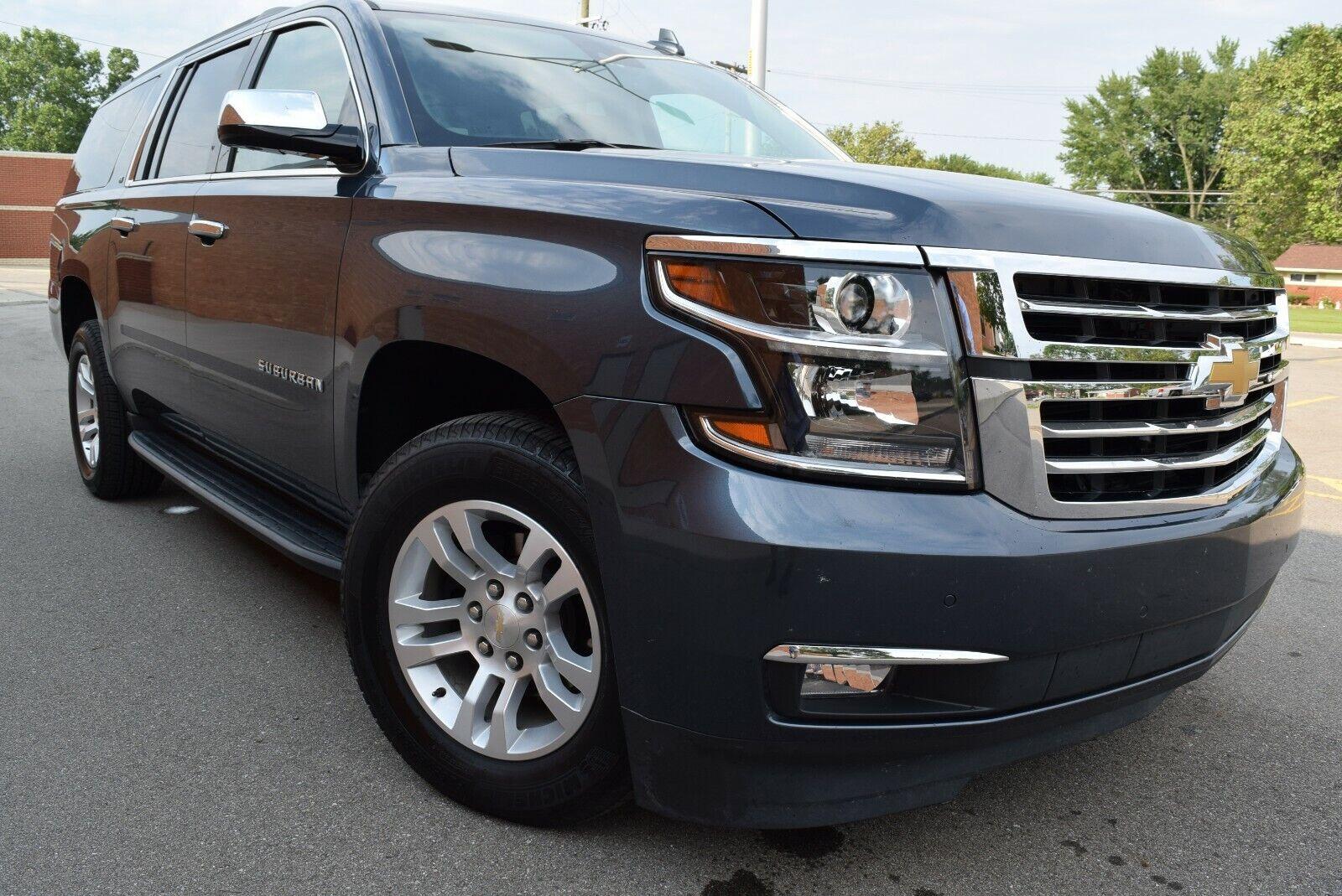 2020 Chevrolet Suburban K1500 LT 5.3L/V8/4X4/Dual-DVD/Navigation/Sensors/Camera
