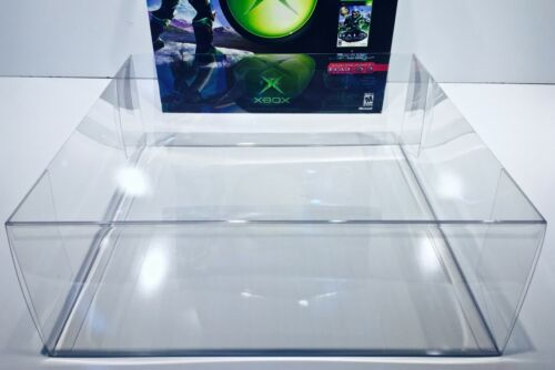 1 Console Box Protector For Original XBOX HALO Edition ETC.   READ DESCRIPTION!