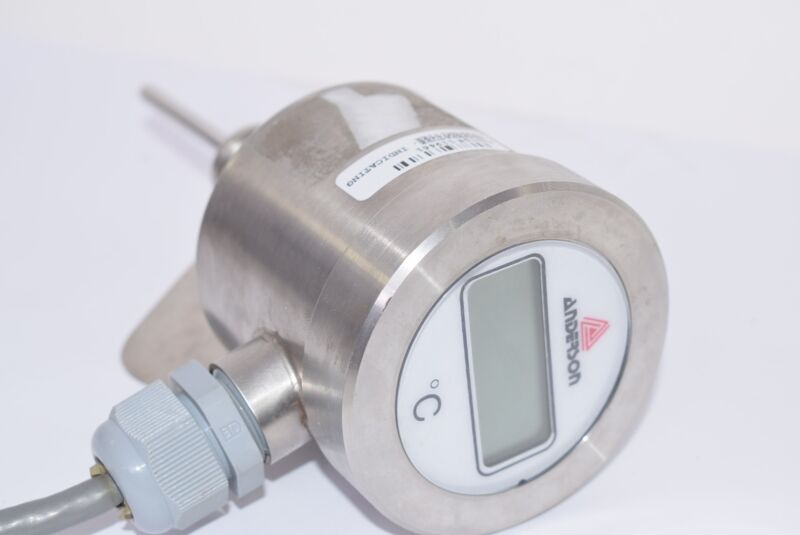 ANDERSON INSTRUMENT CT-1 WIRING HEAD, Pressure Transmitter SW520020370000