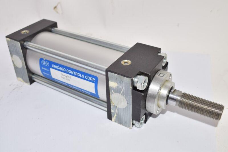 NEW Chicago Controls DA-1655 Pneumatic Air Cylinder