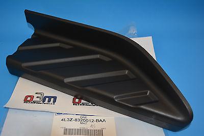 04-05 Ford F-150 Flareside RH Passenger Rear Black Molded Bed Step PAD new OEM