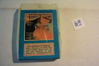 C69 Bande SUPER 8 - The Golden trompette - film - bobine