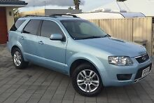2009 Ford Territory Wagon Low Kms Mandurah Mandurah Area Preview