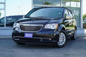 2012 Chrysler Town & Country Limited | Navigation | Heated Leath