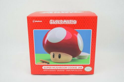 Paladone Nintendo Super Mario  Mushroom Cookie Jar