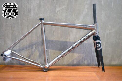 Litespeed T1sl Titanium+3t Rigida Ltd Carbon Road Fork( L)