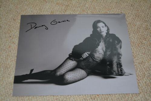DANAY GARCIA sexy signed Autogramm 20x25 cm In Person FEAR THE WALKING DEAD
