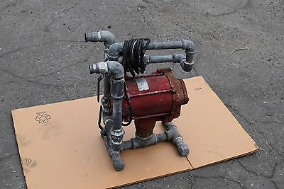 Tuthill Fill-rite 700 Fuel Transfer Pump 20-gpm With Stand Inout 1 Ports Gas