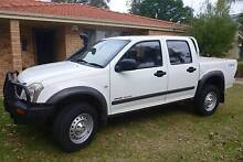 2003 Holden Rodeo Daul Cab pickup 4x4 Mandurah Mandurah Area Preview