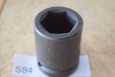Qty 1 Wright 6834 34 Drive 1-116 Standard Impact Socket 6-point Wrench Usa