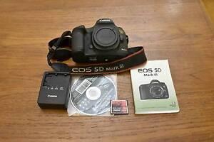 Canon 5D markiii camera body Shenton Park Nedlands Area Preview