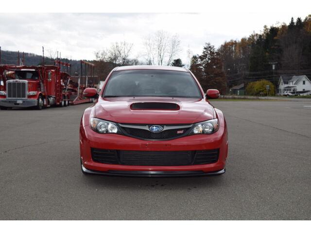 Imagen 1 de Subaru Impreza  red