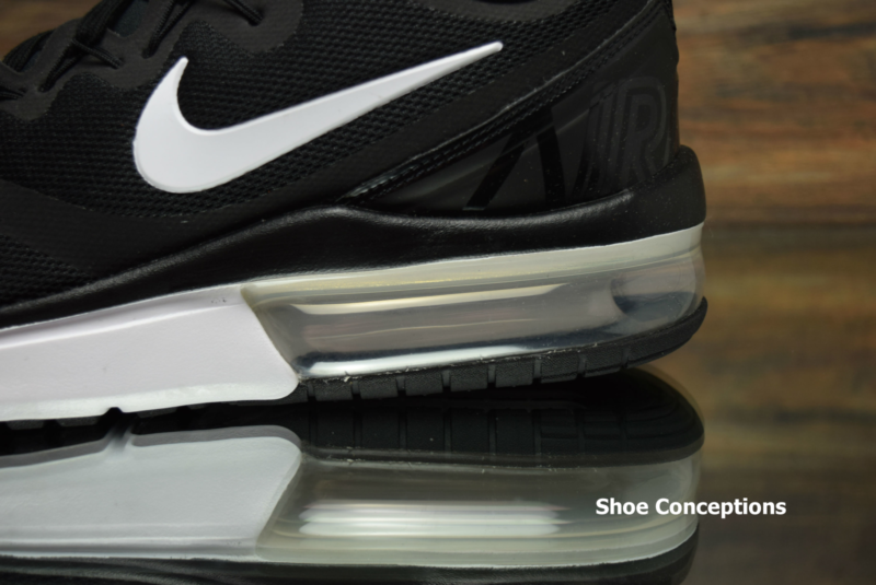 size 40 2e600 bcdec ... Nike Air Max Fury Black White AA5739-001 Running Shoes Men s Multi Size  ...