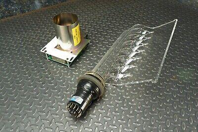Hamamatsu R1848-07 Photomultiplier Tube Wbase Socket Pre-amp Pmt