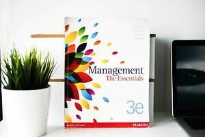 Management: The Essentials 9781488609077 Melbourne CBD Melbourne City Preview