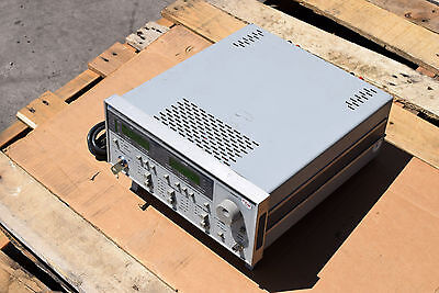 Ilx Lightwave Ldc 3742 Laser Power Diode Controller Light Wave Current Source