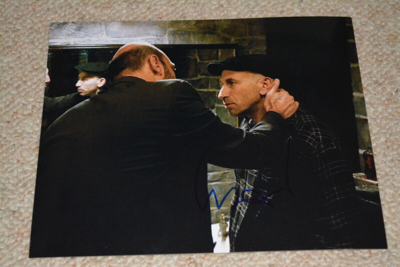MARK IVANIR signed Autogramm 20x25 cm In Person HOMELAND season 5 IVAN KRUPIN