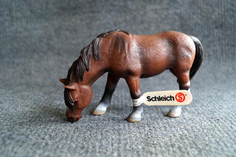 Schleich Riding Pony Grazing, 13299