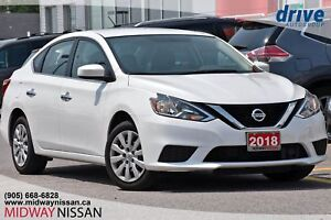 2018 Nissan Sentra 1.8 SV JUST LIKE NEW! Bluetooth|Heated Sea...