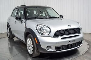 2014 MINI Cooper Countryman COUNTRYMAN S ALL4 CUIR TOIT MAGS