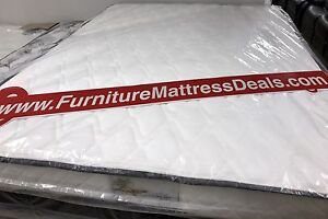 "NEW Queen 60""x78""x 8"" thick tight-top Coil Mattress only $280"